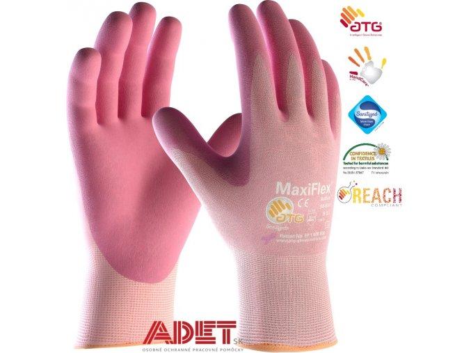 pracovne rukavice atg maxiflex active 34814