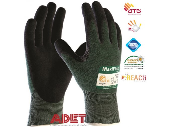 pracovne rukavice atg maxiflex cut 348743