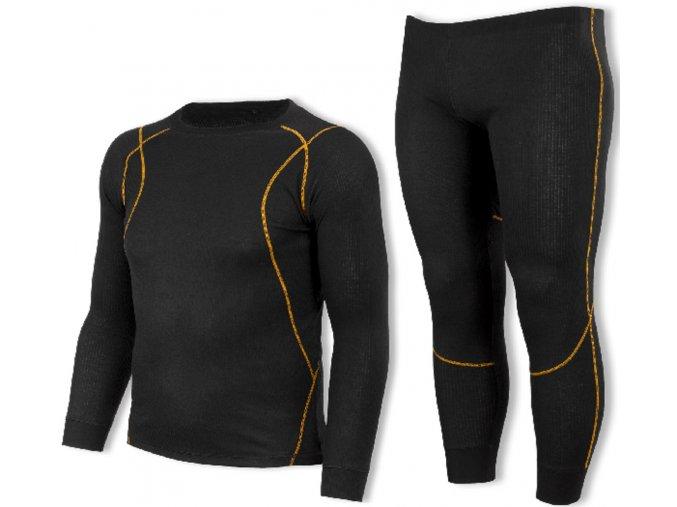 termo pradlo promacher artemios underwear black p73001