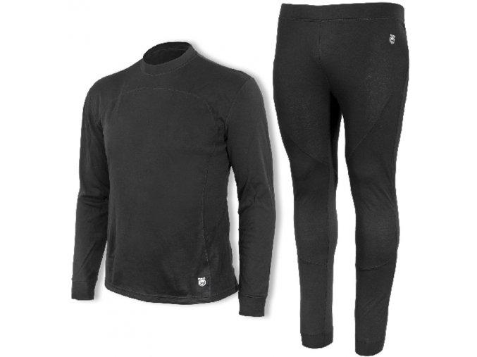 termo pradlo promacher merino underwear black p83001
