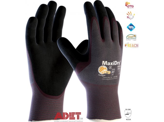 pracovne rukavice ardon atg maxidry 56 424