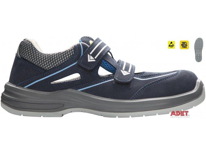 pracovna obuv ardon tangersan s1 g3219 001