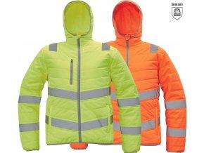 Pracovné rukavice DANIO CXS, bezprsté, kombinované veľ.09