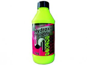 Čistič odpadu HYDROXID SODNÝ, mikrogranule 1 kg