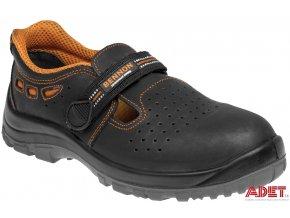 bennon lux sandal Z91002 front 3