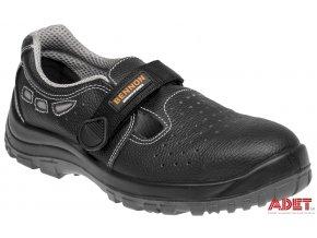 bennon basic sandal Z91001 front 3