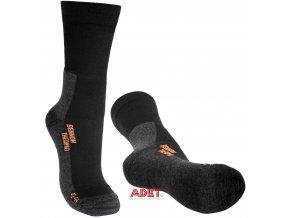 pracovne ponozky bennon trek sock merino D27001 pairA 1