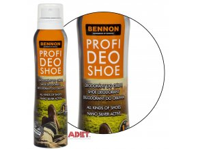 deodorant profi deo shoe 150 ml OP9000 product 1