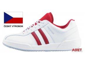 moleda sport low white M40020 10 profile 2 vlajka