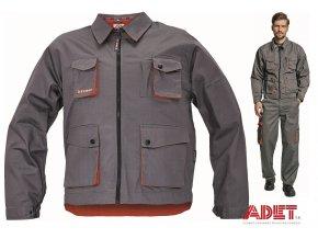 pracovna bunda cerva 03010042 DESMAN jacket 2