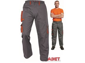 pracovne nohavice do pasa cerva 03020025 DESMAN pants 2