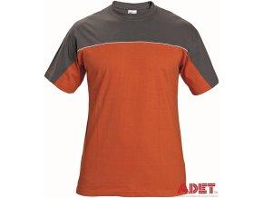 pracovne tricko kratky rukav cerva 03040002 DESMAN T shirt