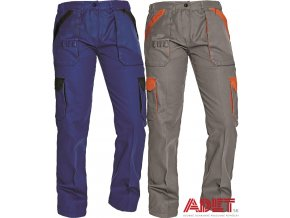 4704ea2a9a8b nohavice pracovne do pasa damske cerva 03020242 MAX LADY pants BLUE 1
