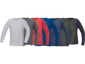 pracovna bunda cerva 03010261 KURT BE 02 004 FLEECE