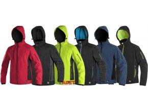 Pracovné odevy - softshellová bunda CXS DURHAM