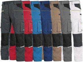 pracovne nohavice do pasa cxs STRETCH 1020027