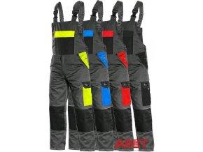 pracovne nohavice s naprsenkou cxs PHOENIX CRONOS 1030016