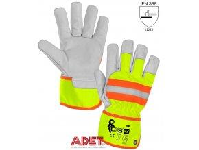pracovne rukavice cxs hivi 321008115211