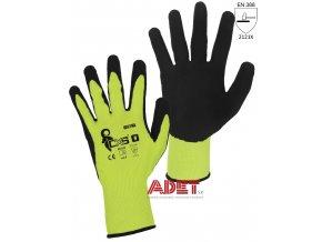 pracovne rukavice cxs wayna latexove 352003616000