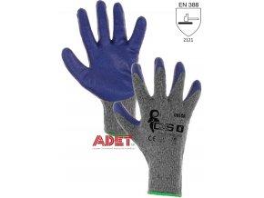 pracovne rukavice cxs colca new latexove 2