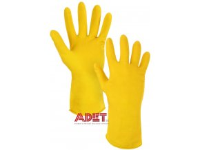 pracovne rukavice cxs nina latexove 352000115000