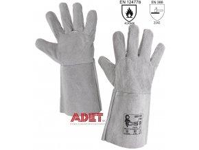 pracovne rukavice zvaracske cxs syro 361000500011