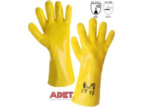 pracovne rukavice cxs tekplast specialne 366000115010