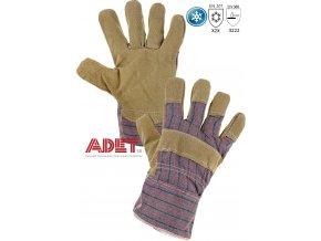 pracovne rukavice cxs zimne zoro winter 370000600000
