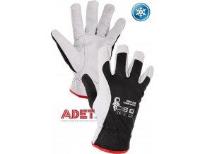 pracovne rukavice cxs zemne technik winter 370000980100