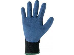 pracovne rukavice cxs zimne roxy blue winter 370002340010