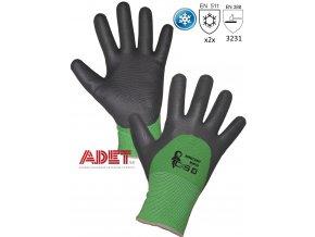 pracovne rukavice cxs zimne roxy double winter 3700 01151010