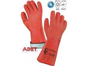 pracovne rukavice cxs zimne zaro winter 370001225011