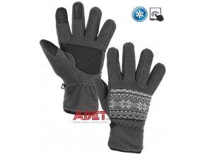 pracovne rukavice cxs zimne mani 370007670000
