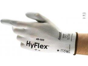 pracovne rukavice ansell hyflex sensilite 48 100 344000310000