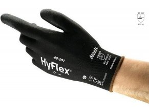 pracovne rukavice ansell hyflex sensilite 48 101 344000480000