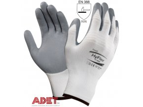 pracovne rukavice ansell hyflex 11 800 341001110900