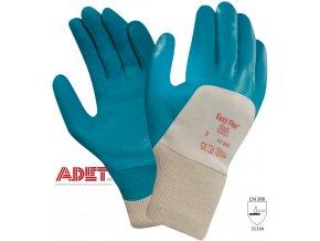 pracovne rukavice cxs ansell easy flex 47 200 341001010500