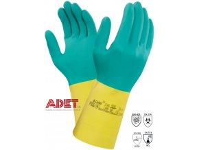 pracovne rukavice cxs ansell bi colour 87 900 366000450200