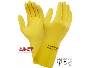 pracovne rukavice cxs ansell econohands 87 190 342000415000