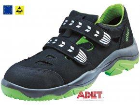 pracovna obuv cxs atlas sl 26 greenesd s1 212503280800