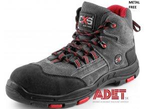 pracovna obuv cxs rock travertine s1p 211602970000