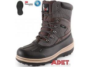 pracovna obuv cxs winter snow 234000699900