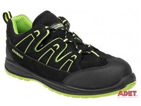 adamant alegro s1p green sandal C61030v65 front 3