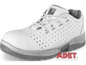 pracovna obuv cxs white and work linden s1 212302010000