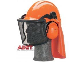 pracova ochrana hlavy cxs 3m lesnicky set 432009720000