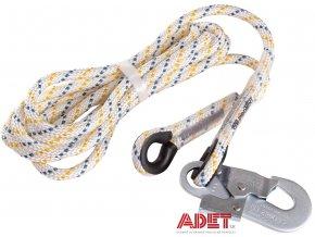 pomocne lano s karabinou protekt lp 100 4630XXX00000