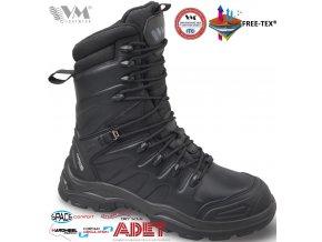 pracovna obuv vm milano 6480 O2
