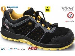 pracovna obuv vm inciana s1p esd 8125