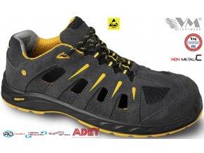 pracovna obuv vm bilbao s1 esd 2165