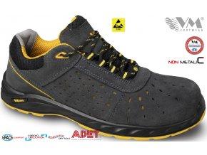 pracovna obuv vm barcelona s1 esd 2175
